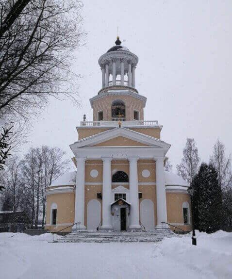 Фото Церковь Святой Екатерины
