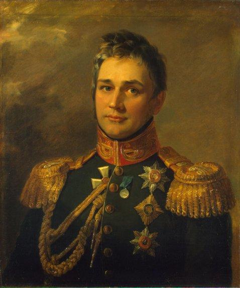 Портрет Воронцов Михаил Семёнович