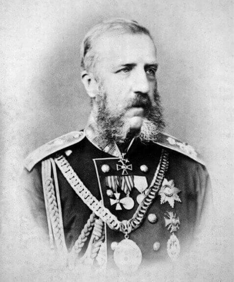Портрет Воронцов Семён Михайлович