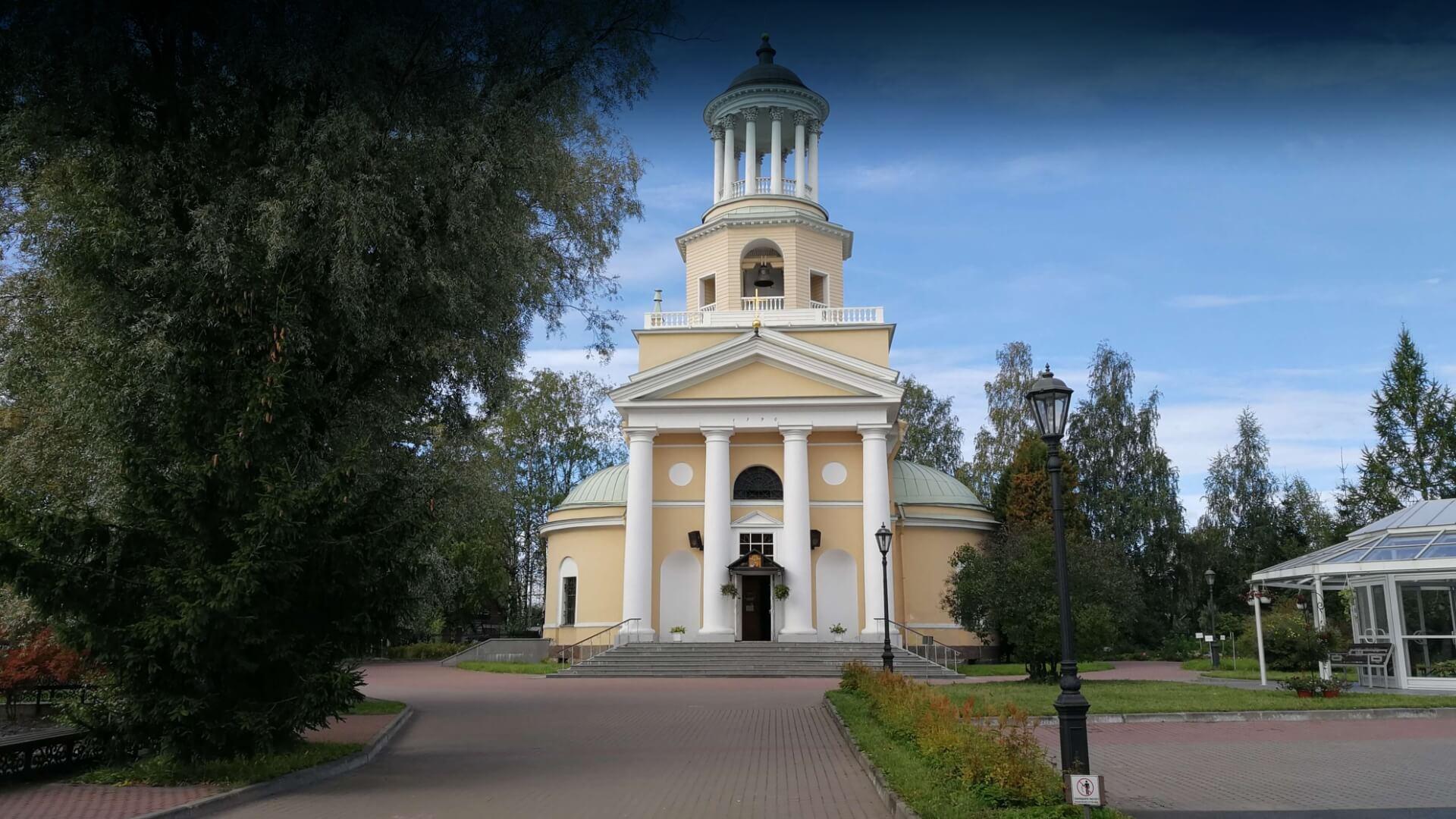 Церковь Святой Великомученицы Екатерины