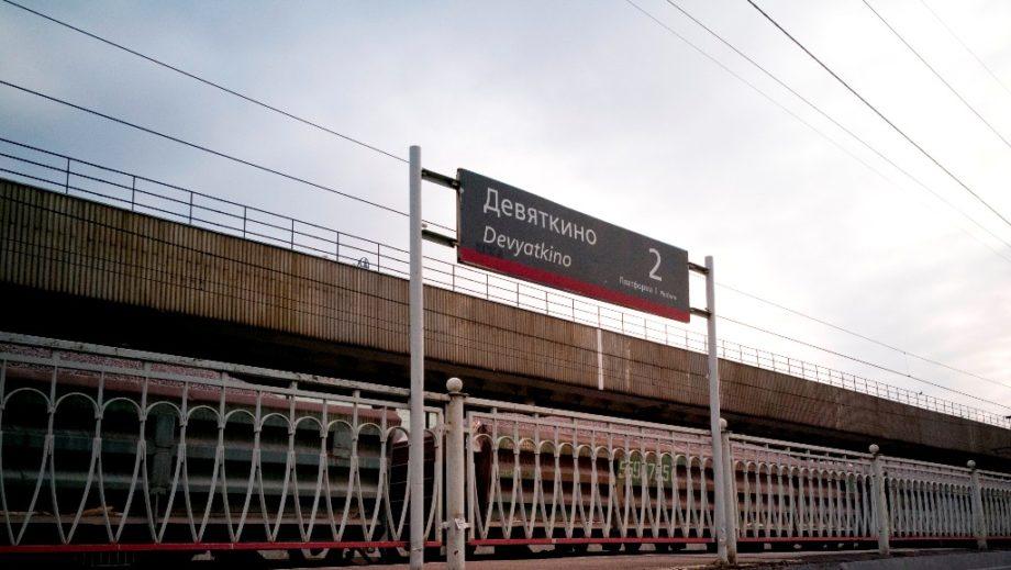 """Платформа """"Девяткино"""""""